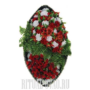 Приличный венок на похороны
