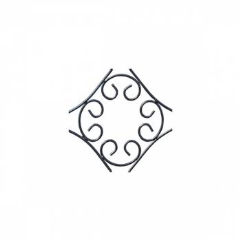 Ограда металлическая