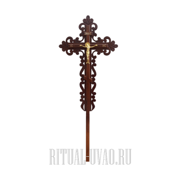 "Крест ""Ажурный"""
