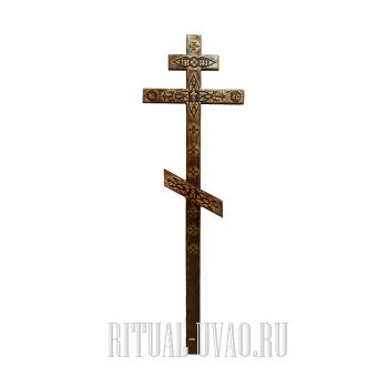 """Крест """"Состаренный"""""""
