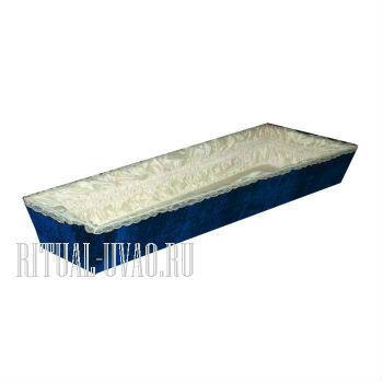 Комплект Постели в гроб - спандекс шелк