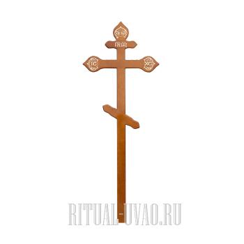 """Крест """"Дуб 230 Фигурный"""""""