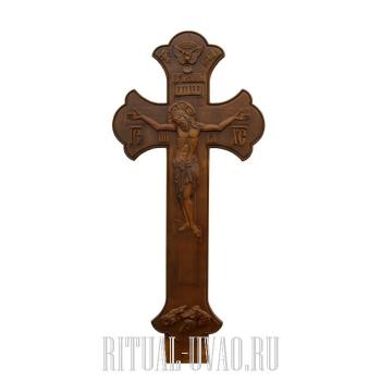 """Крест """"Резной сосна"""""""