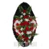 """Траурный венок на обряд похорон """"Сон"""" В01-17"""