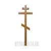 """Крест """"Классический-210 дубовый"""""""