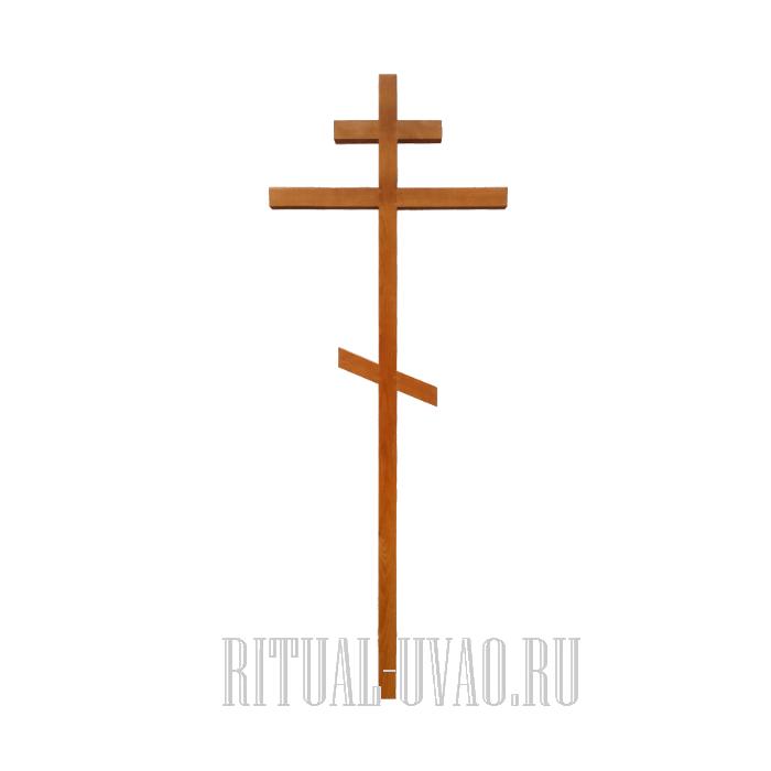 Как сделать крест для кладбища