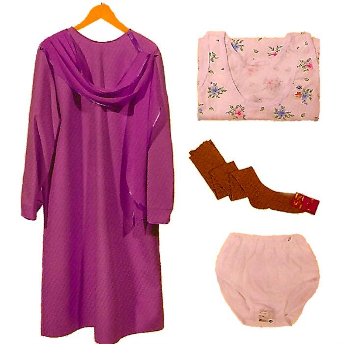 Одежда Для Умершей Женщины