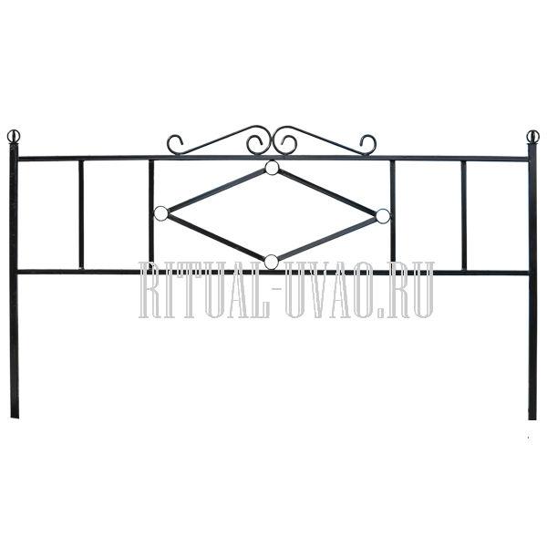 Купить ограду на могилу мастерские по изготовлению памятников тамбов