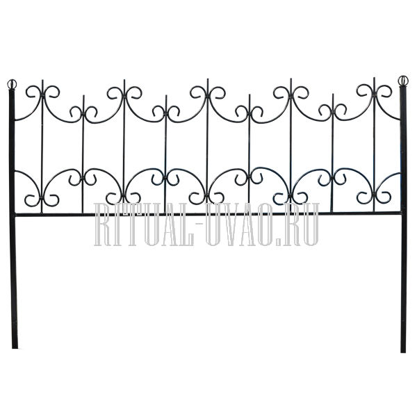 Ограда на кладбище купить