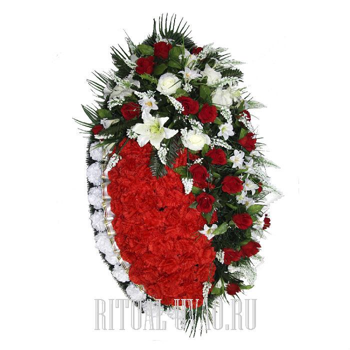 Венки похоронные купить