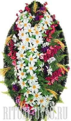 Где купить похоронный венок