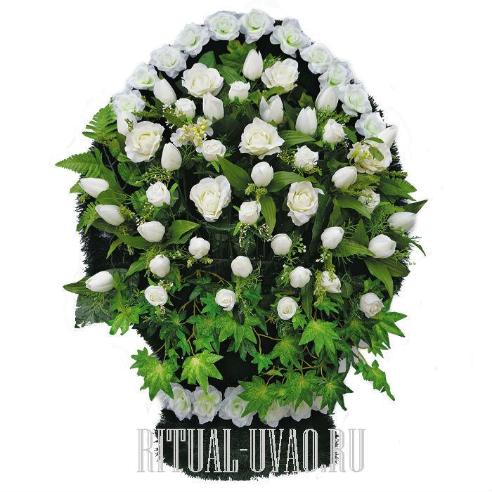 Корзины ритуальные на похороны