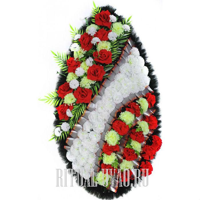 Венок - магазин похоронной флористики