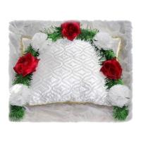 Гирлянды на подушку в гроб