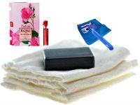 Санитарные наборы, бритвенные принадлежности, парфюм