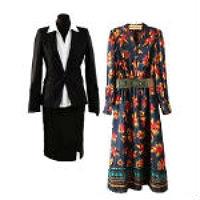 Похоронные платья, женские комплекты