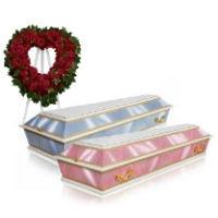 Гробы класса Люкс средней ценовой категории