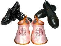 Обувь похоронная, туфли для покойных