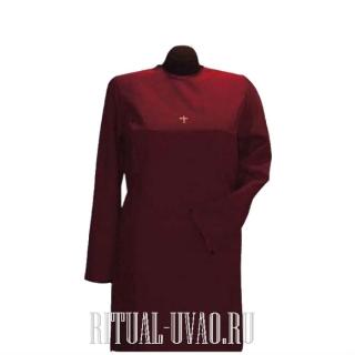 Платье с крестиком на груди