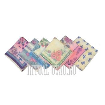 Женские носовые платочки в руку