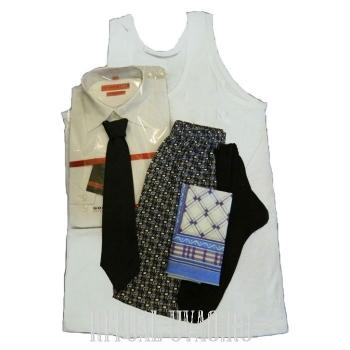 Набор мужского белья для усопших с рубашкой