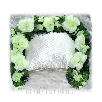 Веночек для головы в гроб
