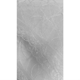 Платочек из белого кружева с оторочкой в руку