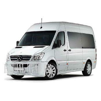 """Авто """"Мерседес"""" для похорон. Грузо-пассажирский микроавтобус"""