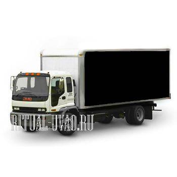 Набор для кремации - Гроб 52-56 Транспорт включен
