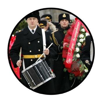 ВС РФ. Офицерские похороны по уставу гарнизонной и караульной служб