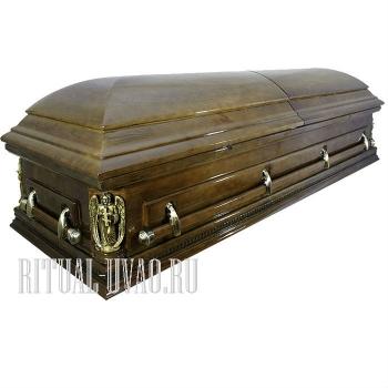 """Гроб """"Виктория Ангел Вишня"""""""