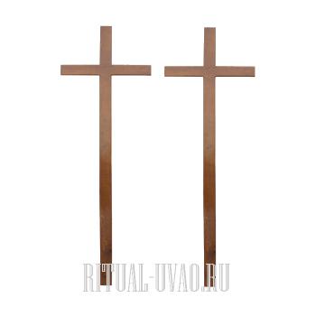 Замена двух католических крестов