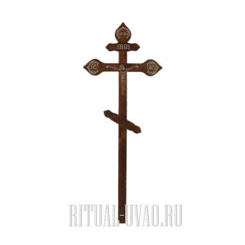 """Крест """"Фигурный с распятием"""""""