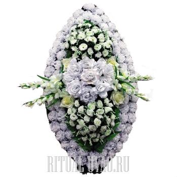 Вип венок на похороны
