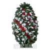 Похоронные венки из свежих цветов купить