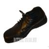 Туфли мужские на похороны из кожзаменителя