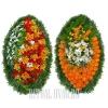 Акция при покупке двух ярких венков на могилу