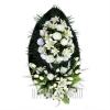 Венок на могилку рядовой В01-48
