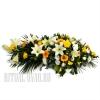 Купить цветочную композицию на гроб