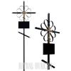 Замена двух крестов в ограде дешево