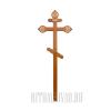 """Крест """"Фигурный Сосна"""""""