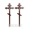 Заменить кресты на могиле цена