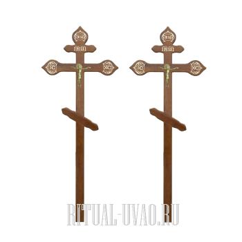 Заменить кресты на могиле со скидкой