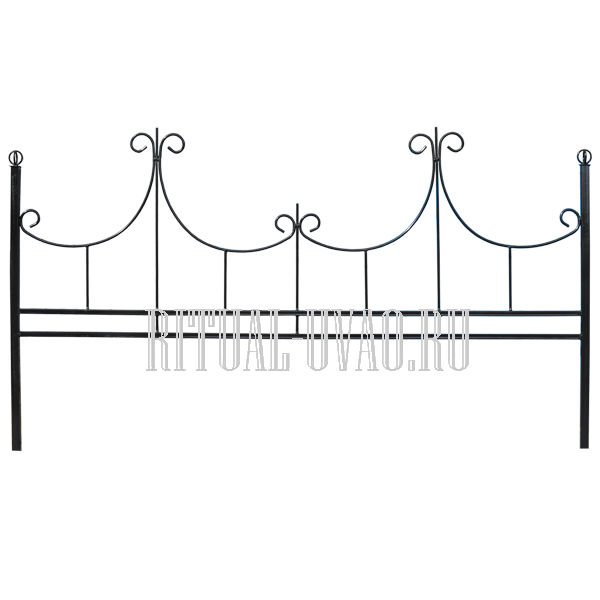 Ограда на могилу недорого купить