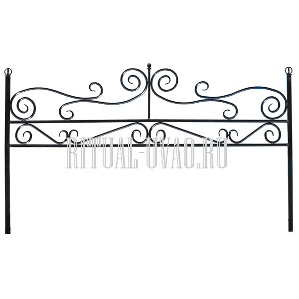 Ограда на могилу недорого